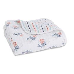 fish pond classic dream blanket