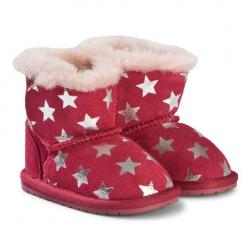 Emu Australia Pink Toddler Starry Night Boots
