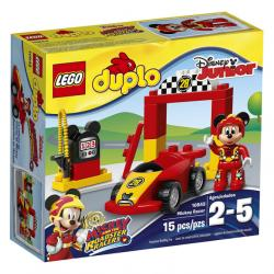 LEGO Duplo Brand Disney 6174752 Mickey Racer 10843 Building Kit (15 Piece)