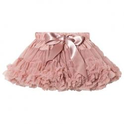 DOLLY by Le Petit Tom Dusty Pink Cat Princess Pettiskirt