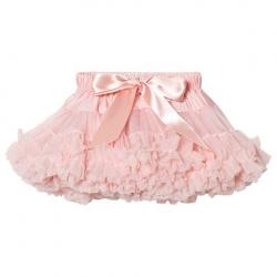DOLLY by Le Petit Tom Rose Pink Queen of Roses Pettiskirt