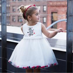 Minnie Mouse Pom-Pom Tutu Dress for Girls by Tutu Couture