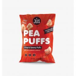 Pea Puffs - BBQ