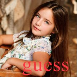 Up to 50% off kids sale @ GUESS kids