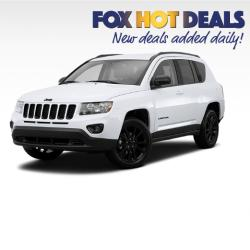 12% OFF ON SUVS AND MINIVANS @ Fox Rent A Car
