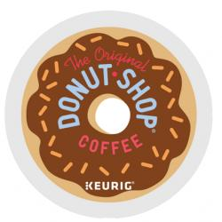 The Original Donut Shop® Coffee 6 count