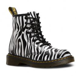 Junior 1460 Zebra